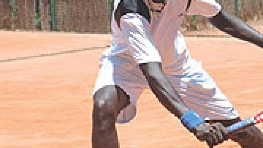 Gasigwa has one foot in the semi-finals. (File Photo)