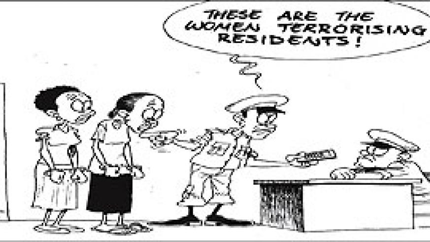 Two Muhanga women arrested for theft