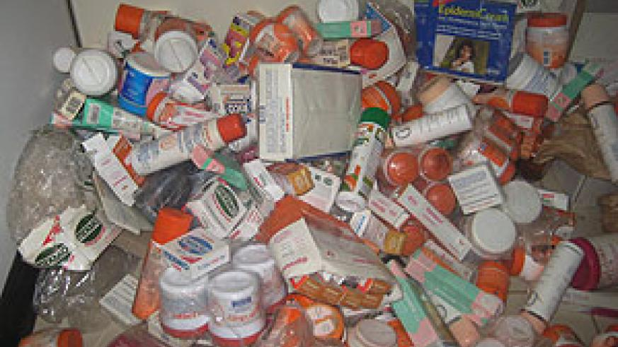 Some of the cosmetics from DRC that contain hydroquinone suspected to cause skin cancer