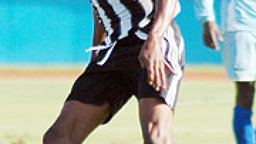 Mafisango believes APR can shock African champions TP Mazembe.