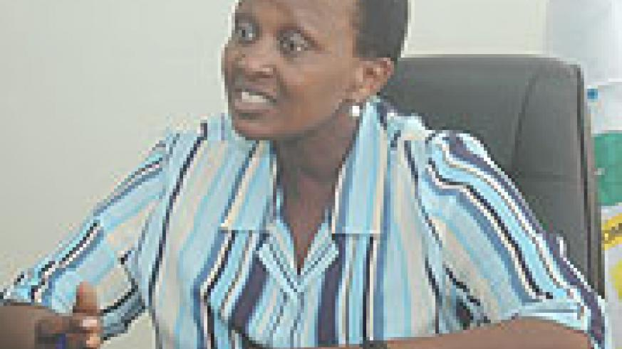 MADE REVELATION: Commissioner General of Prisons, Mary Gahonzire