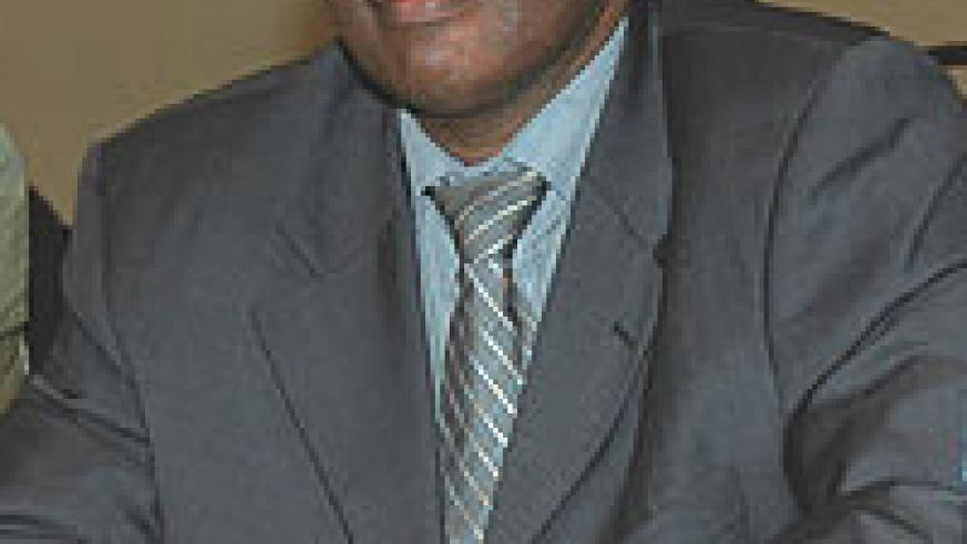 HIGHLIGHTED IMPORTANCE:  Dr. Charles Murigande