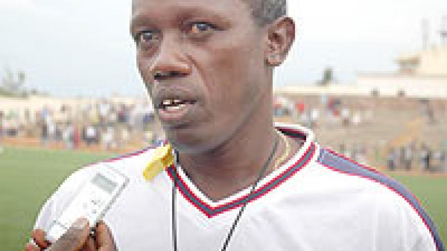 Jean Baptiste Kayiranga has received good support from the club management. (File photo)
