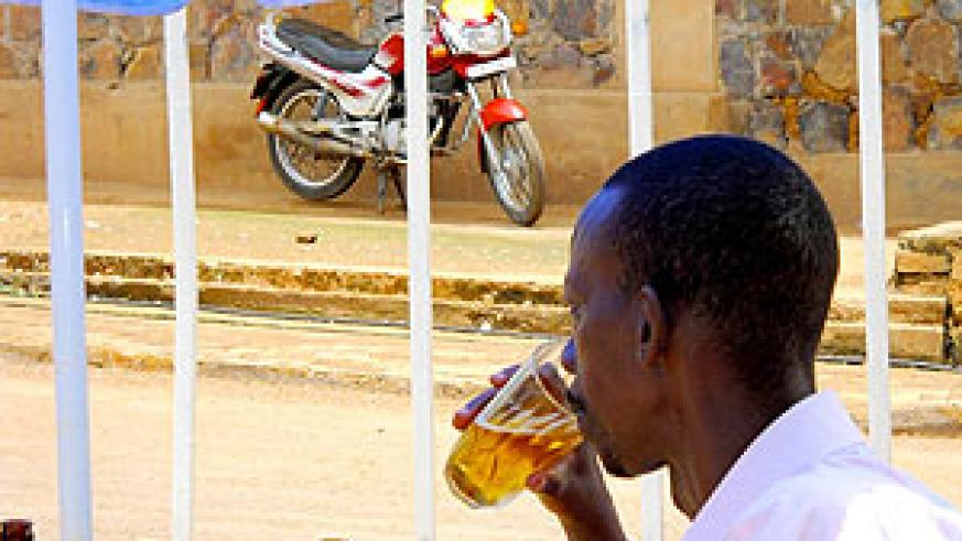 More drivers are thinking twice about drinking before driving.
