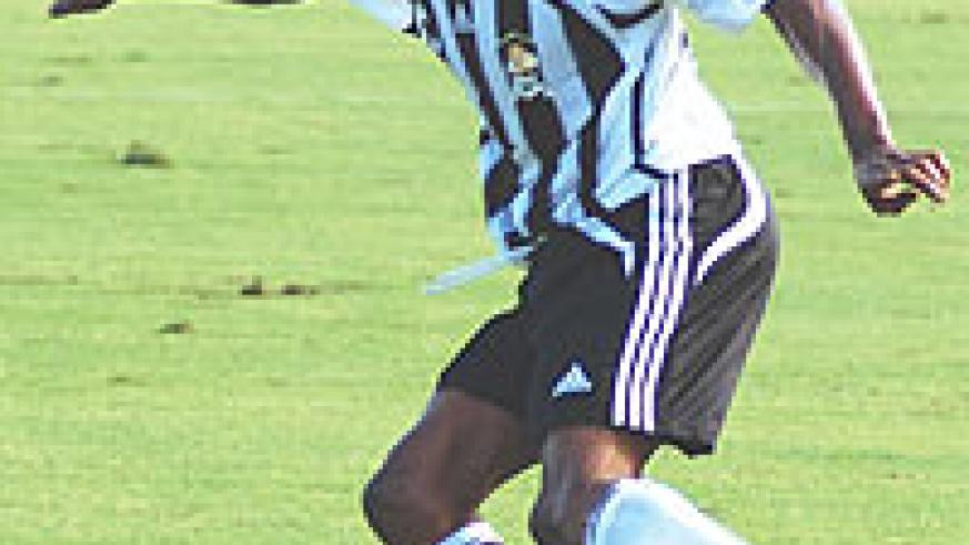 APR skipper Patrick Mafisango will line up against his former side TP Mazembe this saturday. (File photo)