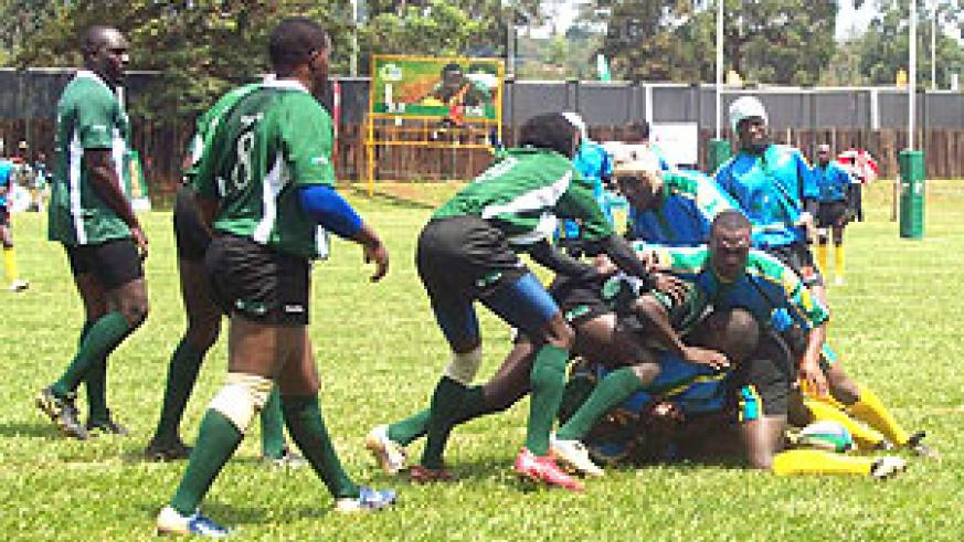 Silverbacks during a previous regional tournamnet. The team will be flying to Hong Kong this Saturday. (File Photo)