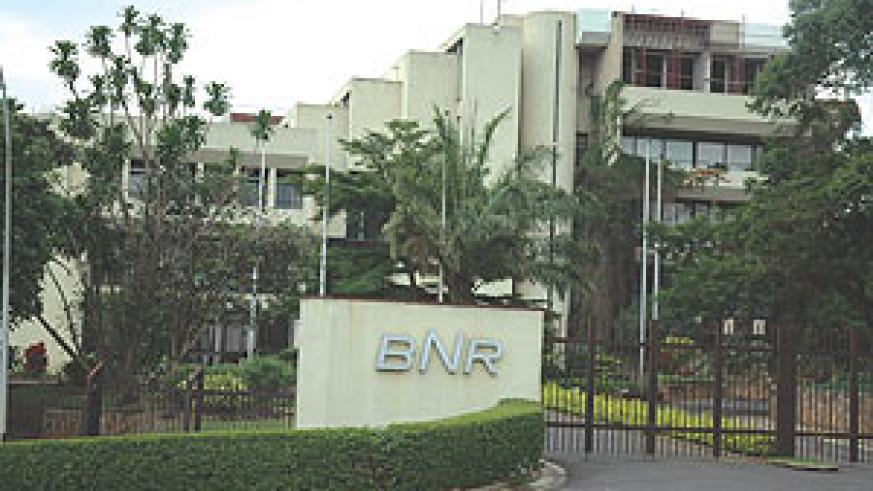National bank of Rwanda head office. (File photo)