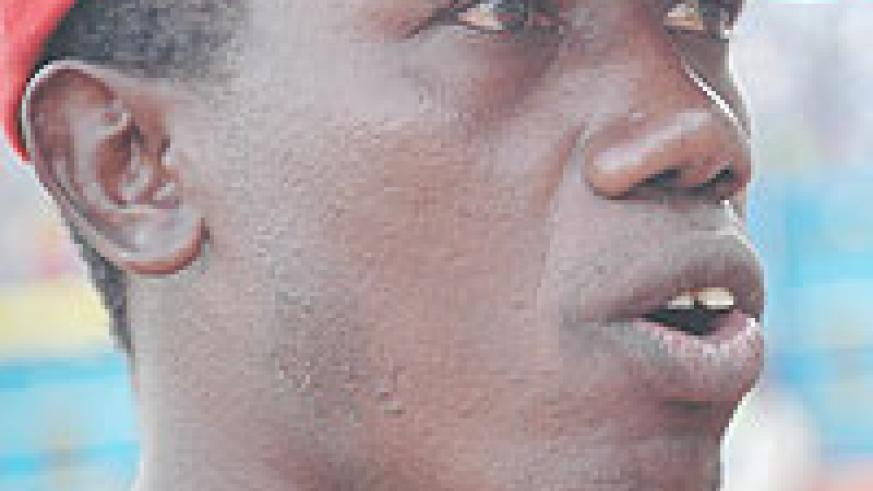 QUIT: Baptist Kayiranga is no longer in charge of Rayon Sport. (File Photo)