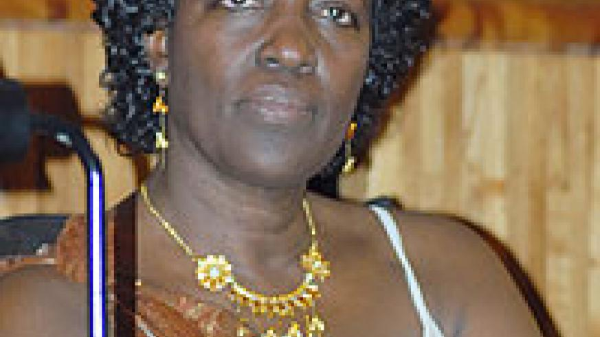 APPROVED; Constance Mukayuhi Rwaka (File photo)