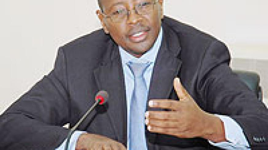 ATTENDED MEETING; James Musoni (File photo)