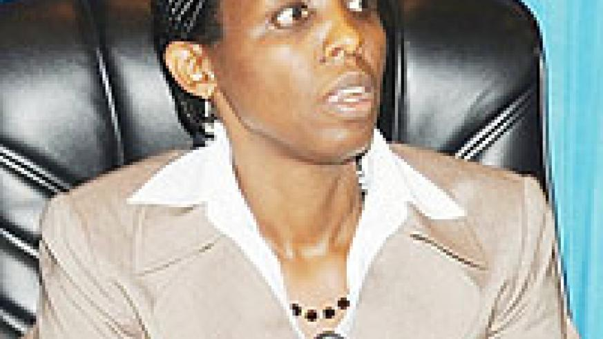 INFORMED PARLIAMENT; Dr. Agnes Kalibata (Photo;J. Mbanda)