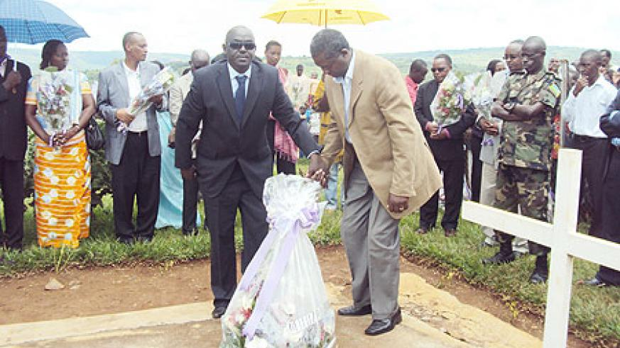 RWAMAGANA – Legislator James Ndahiro of the East African Legislative Assembly has said the 1994 Genocide against the Tutsi would have been avoided if bad politics did not take centre stage during the course of the 1990s.
