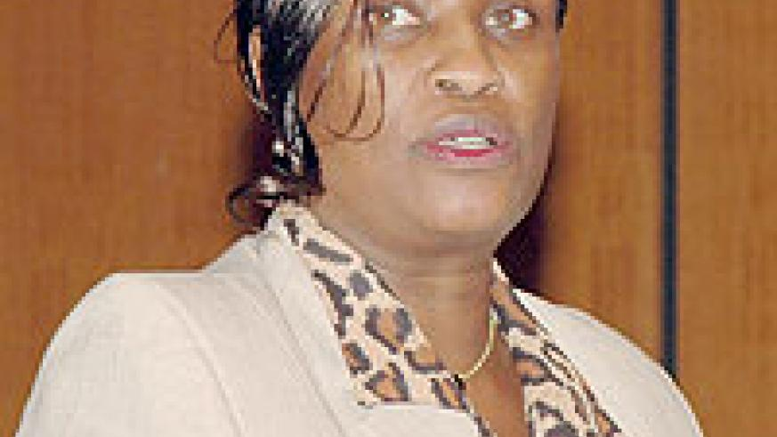 CONCERNED: EAC's Deputy Secretary General, Beatrice Kiraso. (File photo)