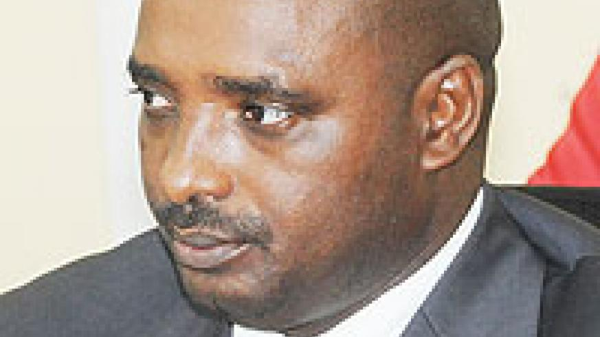 IN CHARGE; Pascal Nyamurinda (File photo)
