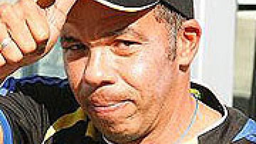 Maximo concedes Amavubi will be no push overs