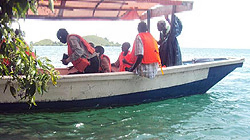 Residents have been reluctant to use boat services in Lake Kivu following the mishap during the genocide commemoration. (Photo: S. Nkurunziza)