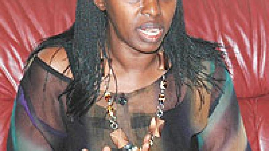 SOUNDED: Aisha Kirabo (File photo)