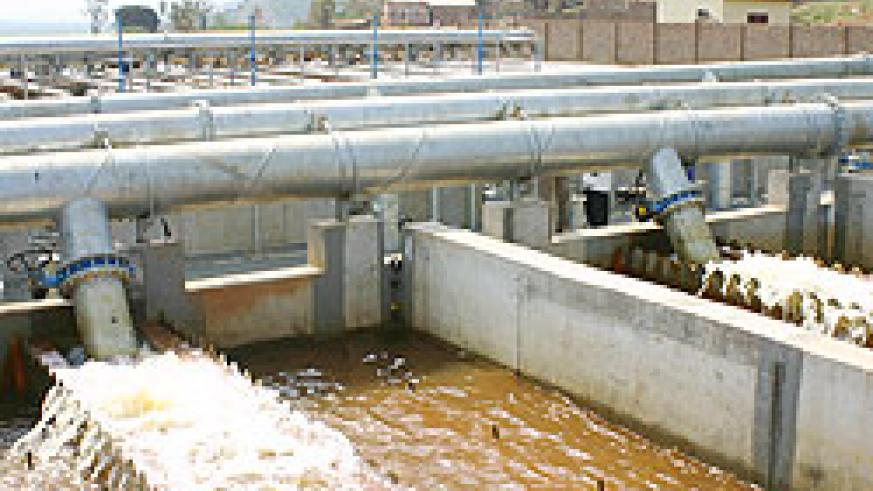 Water supply to get back to normal in affected areas.