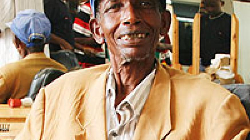 With the new initiative, elderly Rwandans shall have some monetary support.