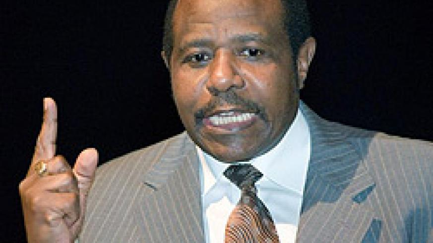 Hollywood hero Paul Rusesabagina. His lies are unravelling.