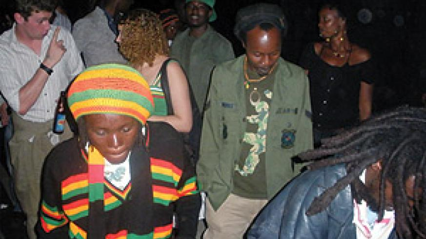 It was a day to remember Bob Marley's 29th commemoration.