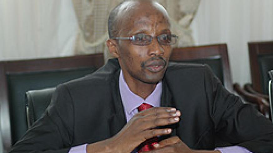 Willy Rukundo (File photo)