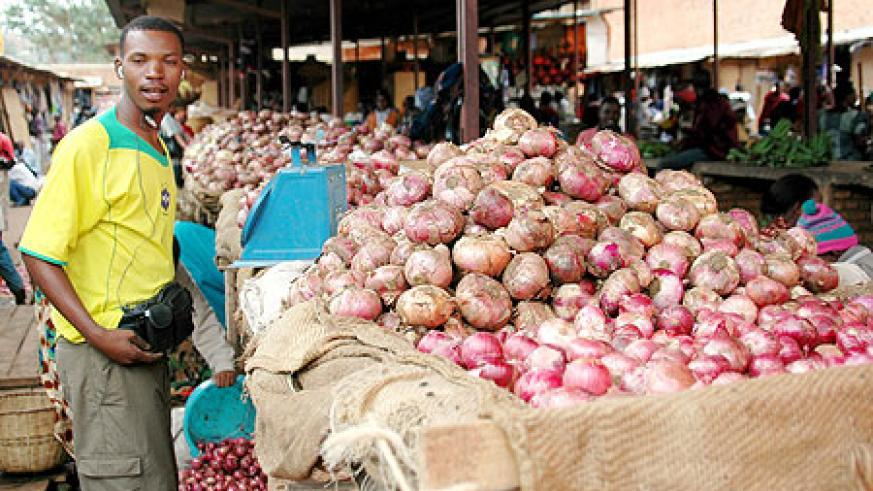 Rwandan farmers are to benefit from the venture capital. (File Photo)