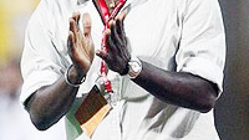 Tetteh claims he has his hands full with the Amavubi job. (File Photo)