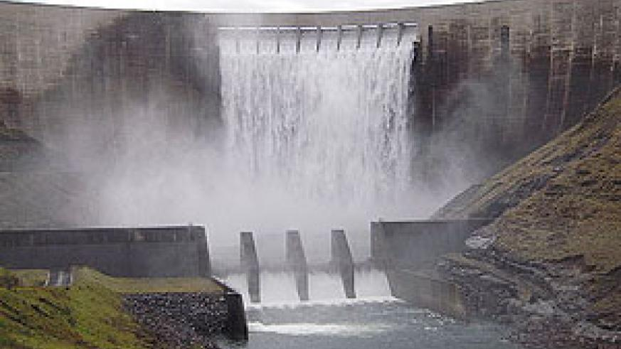 An Hydro Electric Plant.