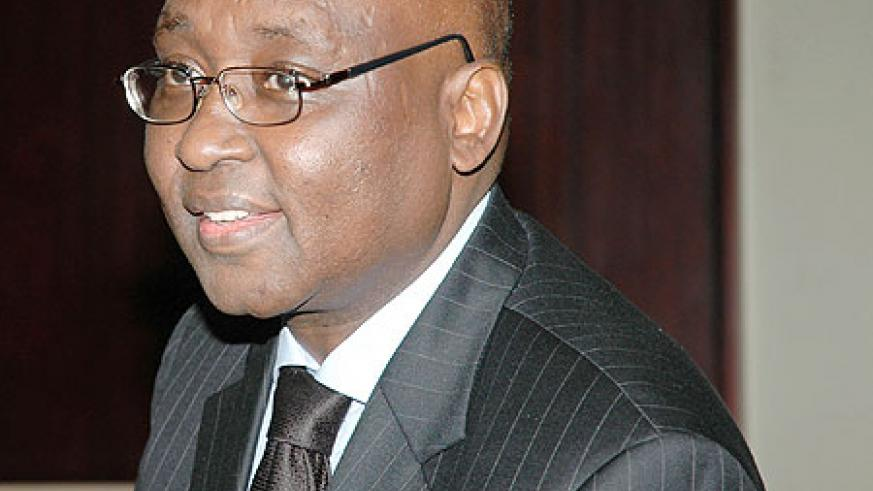 AT THE HELM; Dr. Donald Kaberuka (File photo)