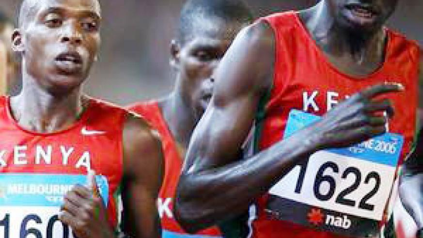 Benjamin Limo believes Rwanda has the talent to make a name for itself in the athletics world