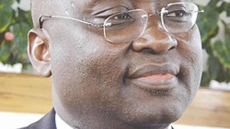 Dr Donald Kaberuka (File photo)