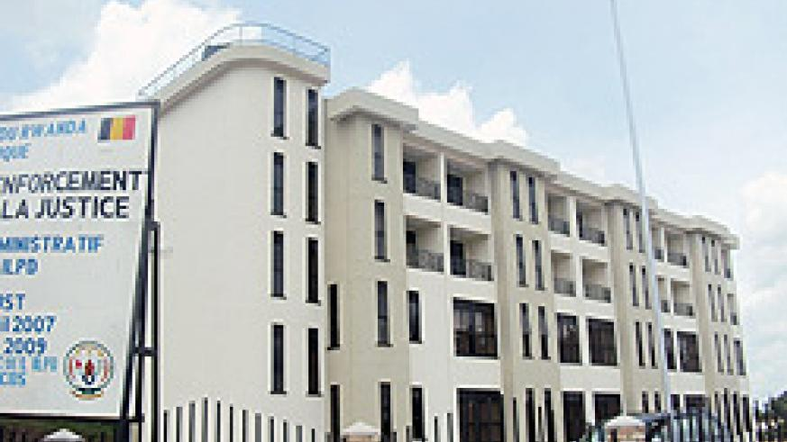 The new ILPD building in Nyanza district. (Photo: D. Sabiiti)