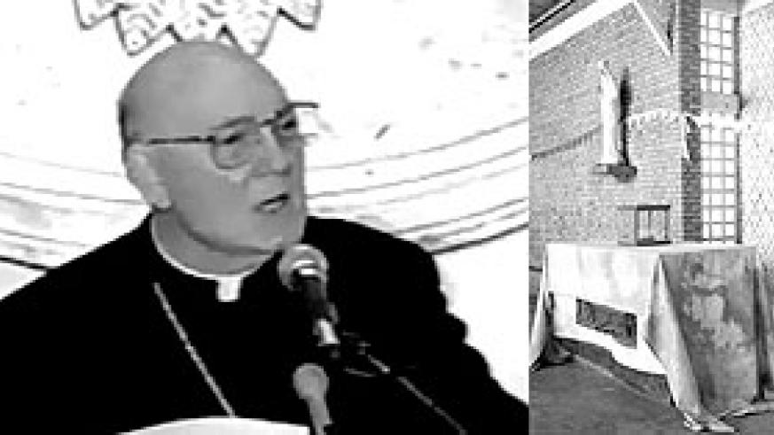 L-R : Cardinal Edward Idris Cassidy, the head of the Vatican's Commission for Religious Relations with the Jews ; When shall Rwandans get an apology from the Catholic Church?