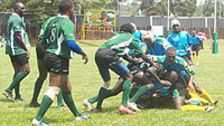 The Silverbacks in action during a recent regional event. (File Photo)