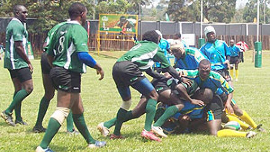 It was a forgettable weekend for the Silverbacks. (File Photo)