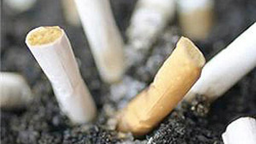 Cigarette smoking is harmful to our health