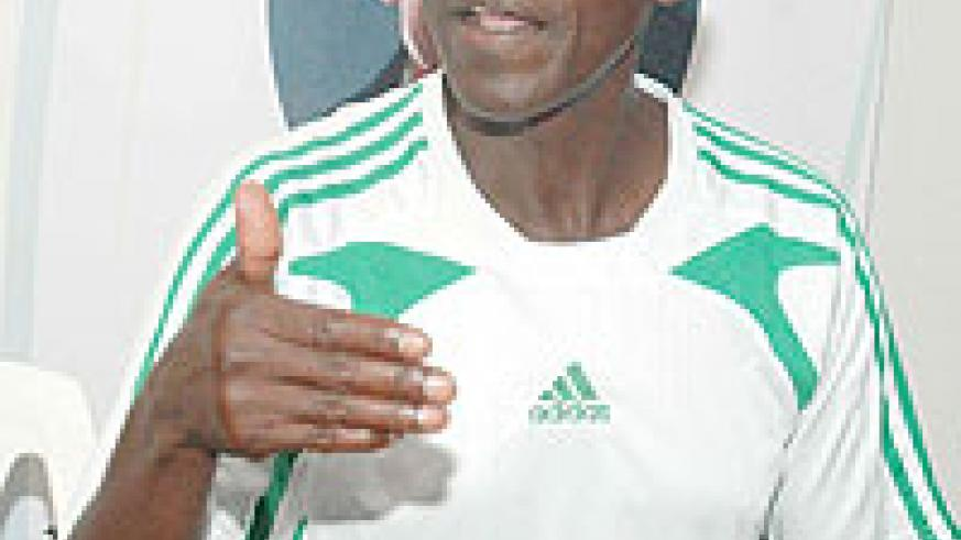 UNFAZED BY LATEST DEVELOPMENTS; Atraco head coach Sam Timbe