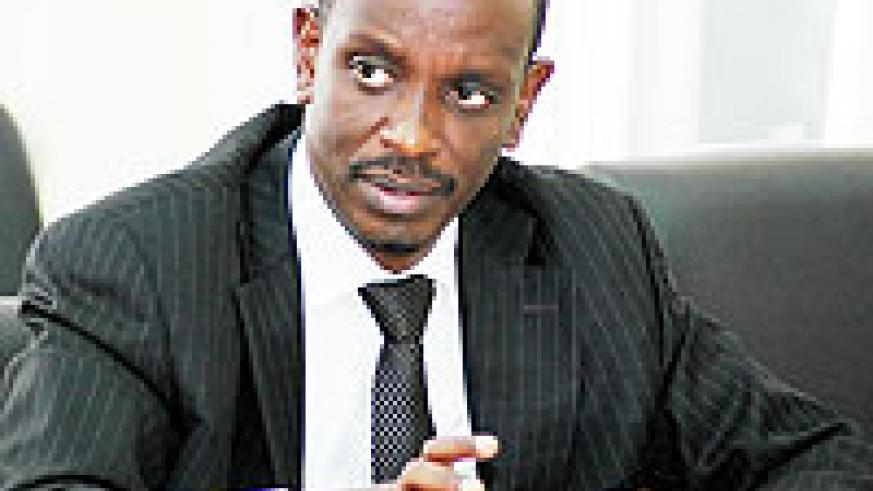 ADDRESSED; Dr Richard Sezibera (File photo)