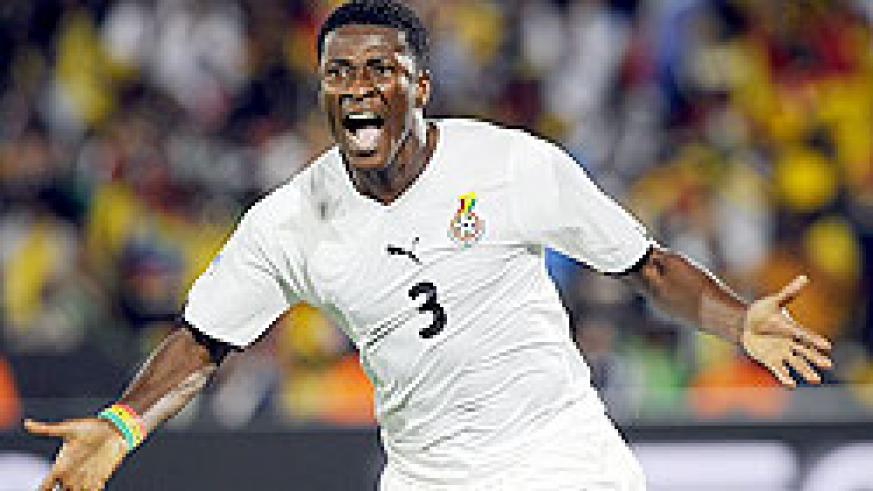 Black Stars earn vital win after Gyan's penalty in last 10 minutes