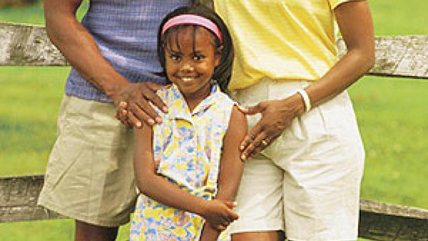 Parents play a major role in shaping their children's future.