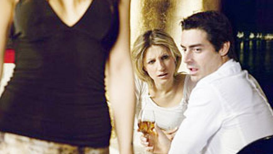 Exes can sometimes prove to be unserious. (Net photo)
