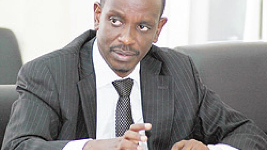 Health Minister Richard Sezibera