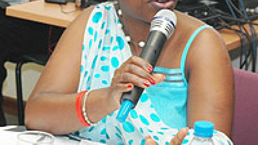 Monique Nsanzabaganwa (File Photo)