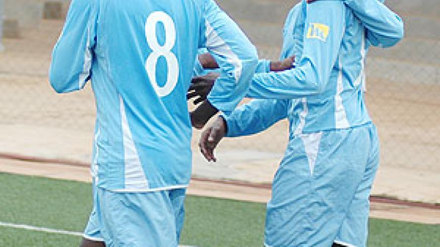 Rayon players will be playing for pride this afternoon. (File Photo)
