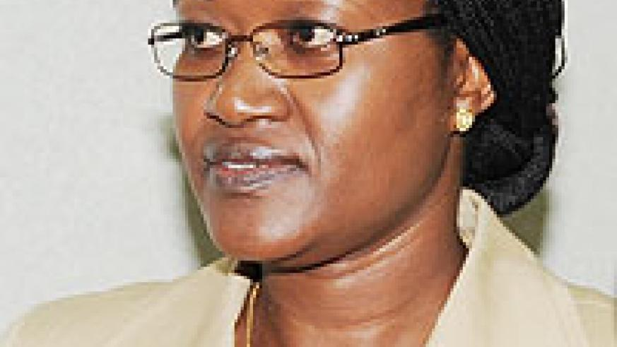 Minister for EAC Monique Mukaruriza