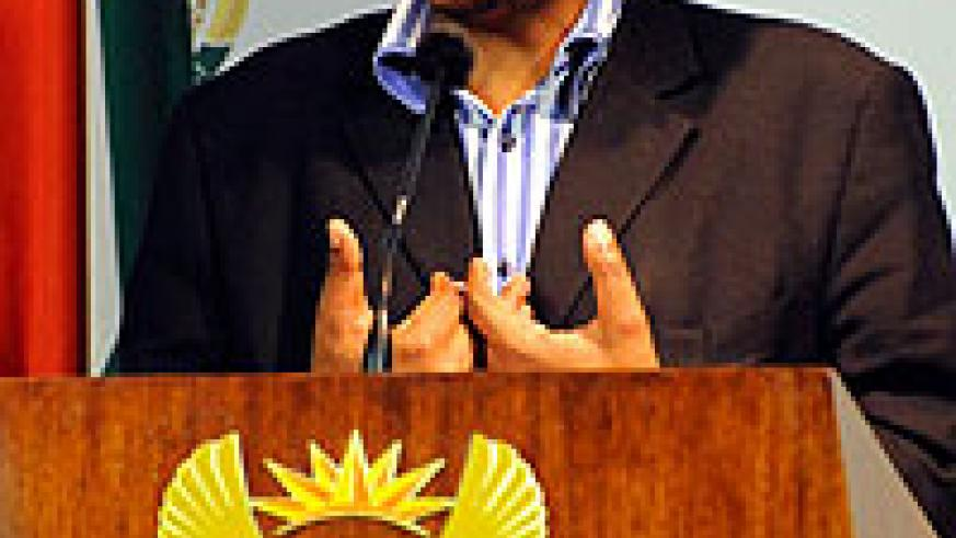 ACCUSED; Department of International Relations and Cooperation Director-General Dr Ayanda Ntsaluba