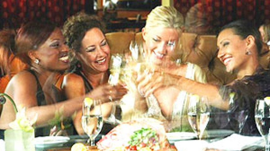 Women have every right to enjoy themselves as much as men do.