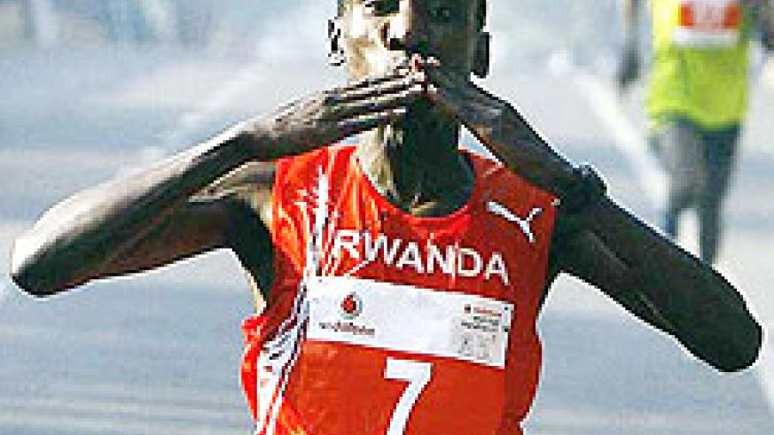 Disi is not promising heaven on earth. In 2007 when the championship was staged in Algeria, , he finished 4th.