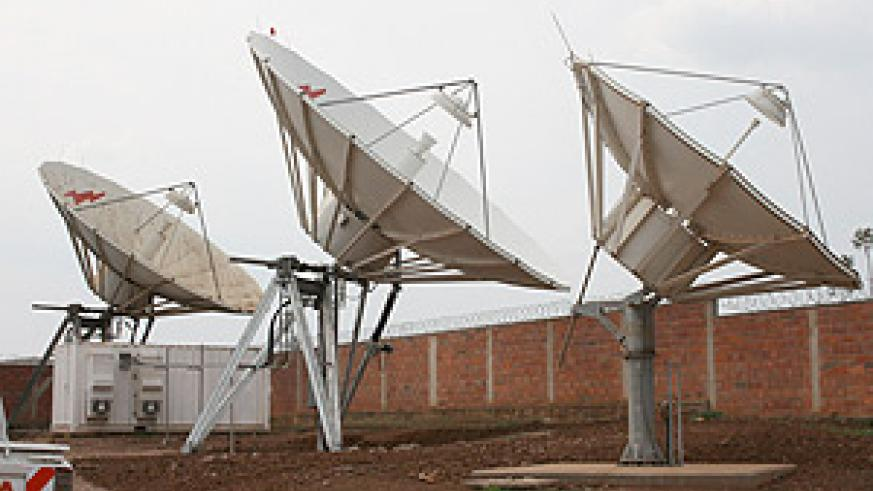 Internet users will still have to wait as it longer on satelitte connections (File Photo)